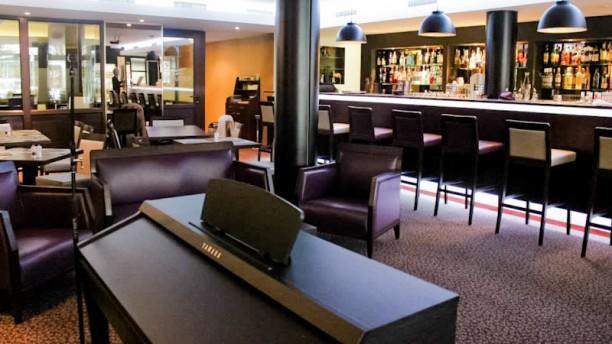 Gatsby Bar Restaurant Aperçu de l'ensamble