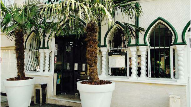 Le Palmier Devanture