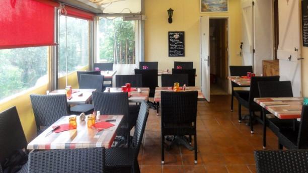 La Garrigue Salle du restaurant
