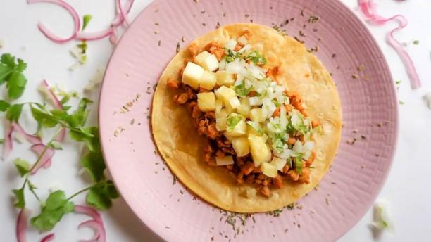 100% Mexicano Vegano Sugerencia del chef