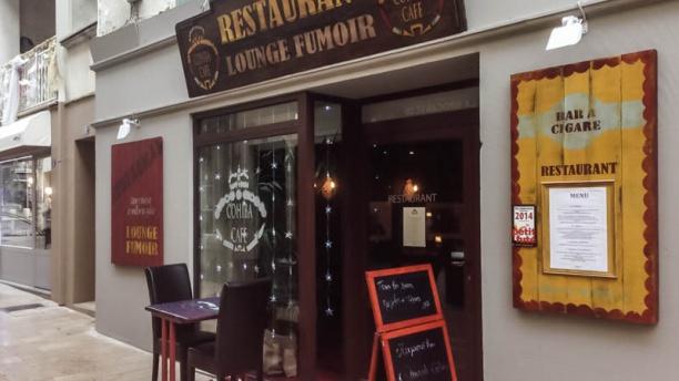 Le Cohiba Café exterieur