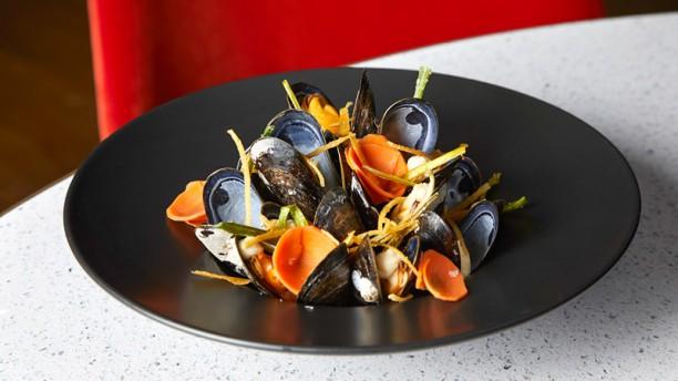 The 1040 Etterbeek's modern brasserie Ceci n'est pas une moule frite