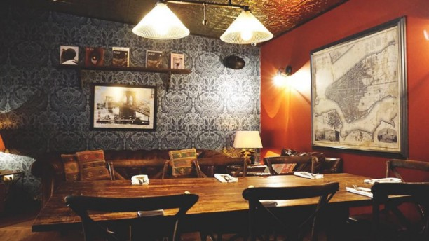 Gordo Bar (C.C Parque La Colina)