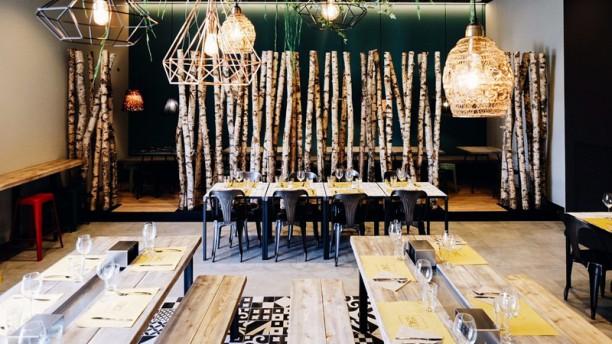 Caffetteria con Cucina - Mero & More Sala Interna