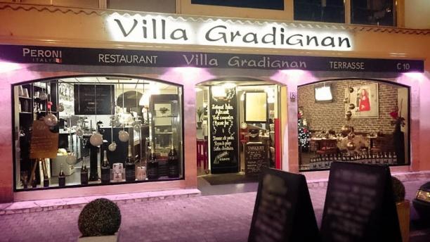 Villa Gradignan Entrée