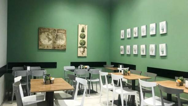 Il Re Italian Bakery Vista sala