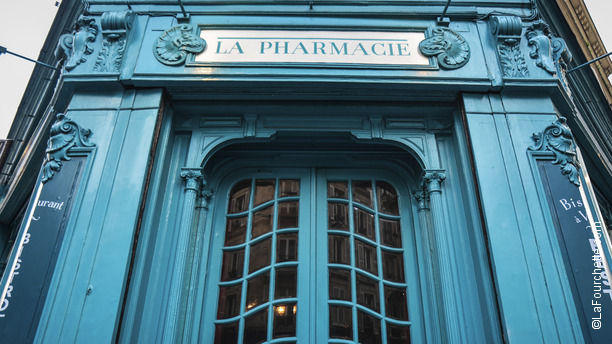 La Pharmacie La pharmacie