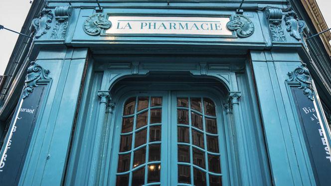 La Pharmacie - Restaurant - Paris