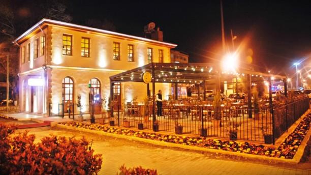 İskele Restaurant Entrance