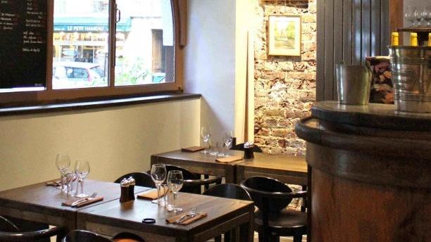 Restaurant L Insoumise Paris