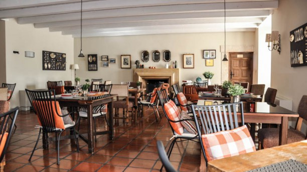 Restaurante Parador de Lerma Bodeguita de palacio