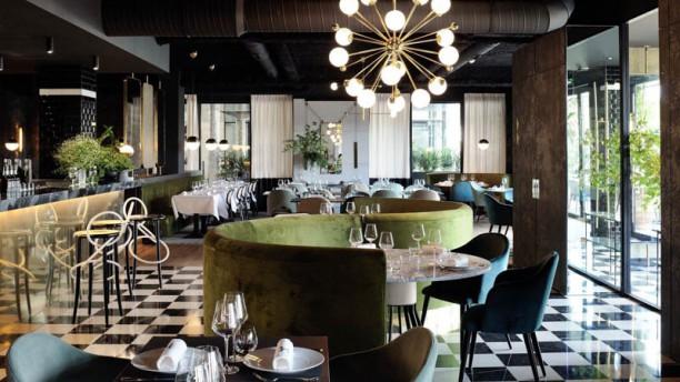 La Foret Noire Restaurant Chaponost