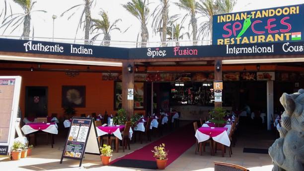 Indian Tandoori Spice Corralejo Terraza