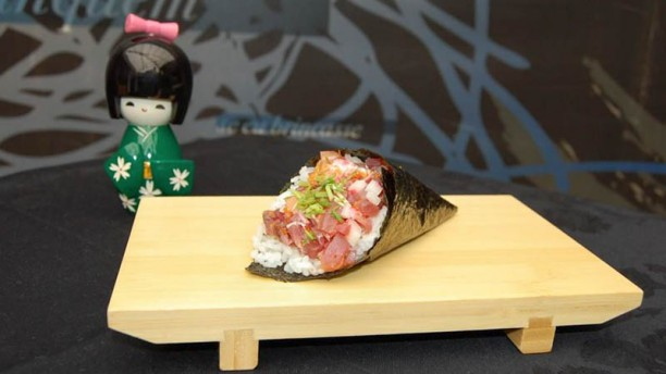 Kaizen Sushi Sugestão do chef