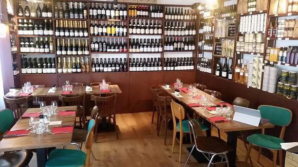 Restaurant la cantine de quentin 17 me paris 75017 - Auberge dab porte maillot restaurant ...