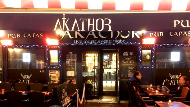 Restaurant Akathor Nice
