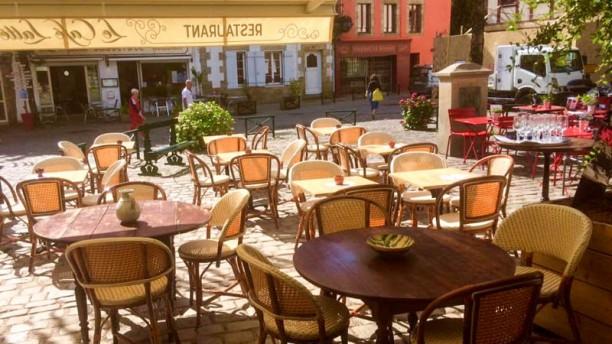 Le Café Latté Terrasse