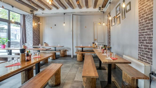 Notre Cantine - Restaurant - Paris