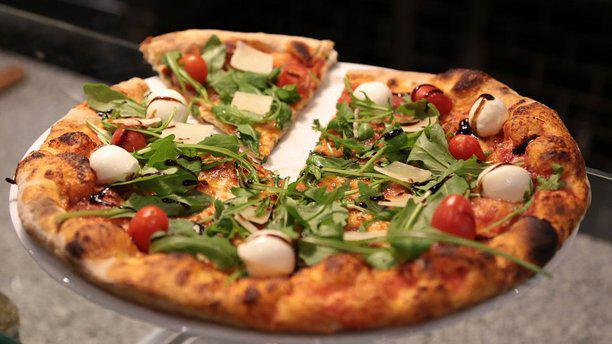 La Pausa pizza