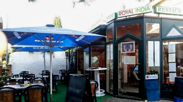 Royal India Terrasse