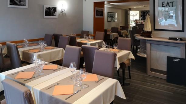 L'Atelier Salle du restaurant