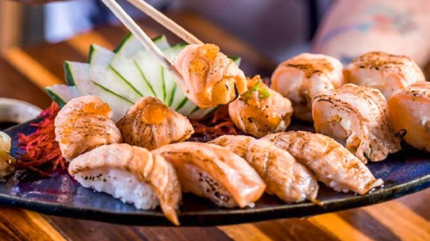 Sushikin loja Sul (Fortaleza) Sugestão do Chef