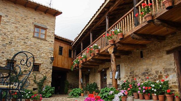 Casa Pepa Hotel Rural Terraza