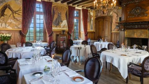 restaurant - Château de Fère - Arcy-Sainte-Restitue