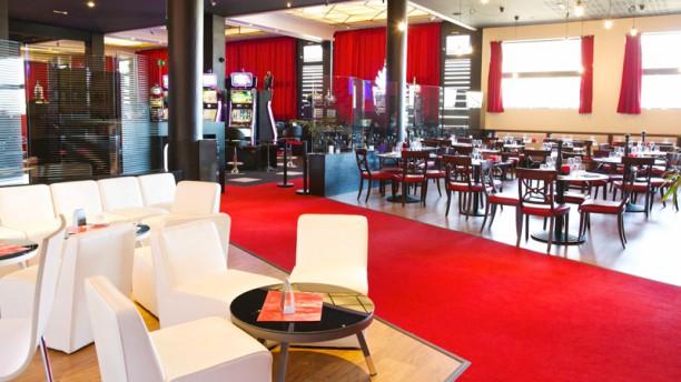 Le Caz Brasserie - Casino Partouche de Royat Vue de la salle