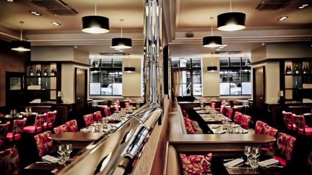 Brasserie Le Dandy Salle restaurant