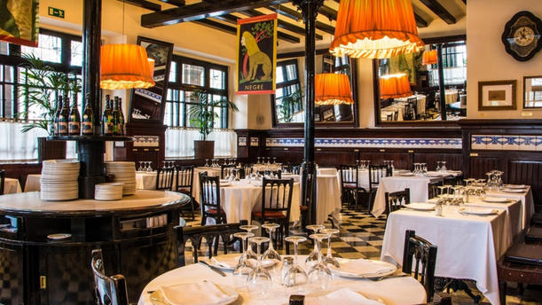 7 portes in barcelona restaurant reviews menu and