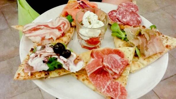 Officina della Pizza Specialitá della casa