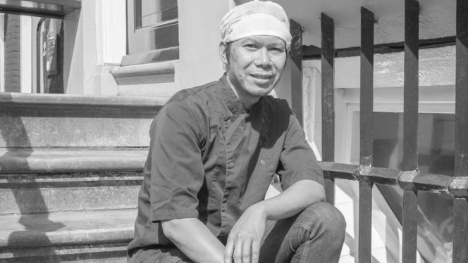 Chef - Indonesian Kitchen, Amsterdam
