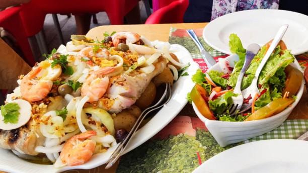 Marisqueira Serpa Pinto Sugestão do chef