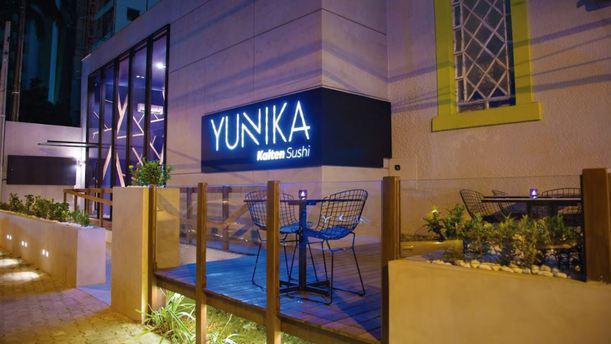 Yunika Kaiten Sushi Yanika1