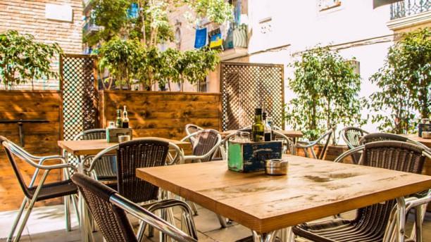 Buon Appetito Barceloneta Terraza