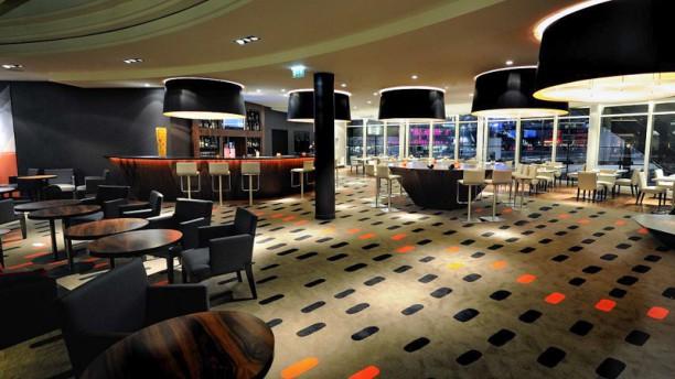 Tangerine Bar - Hôtel Hilton Paris La Défense Salle