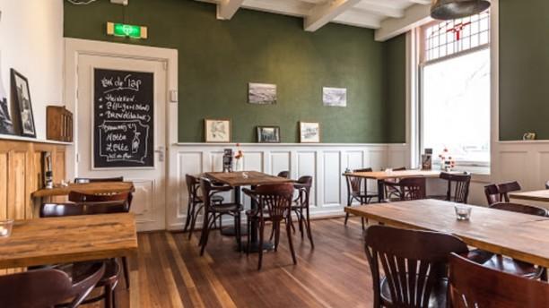 Eetcafé De Herinnering Interieur