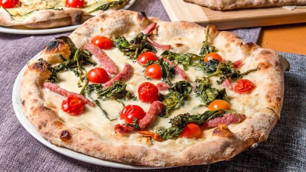 MUDU' Pizza & Contorni La nostra pizza Alta