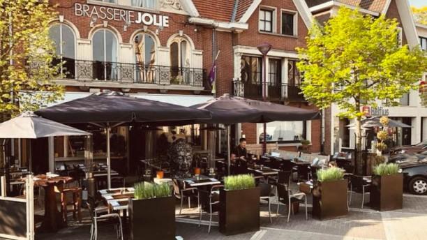 Brasserie Jolie Voorgevel