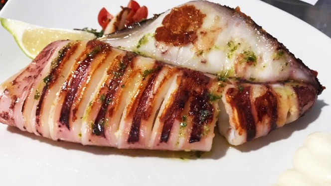 Sugerencia del chef - Restaurante Puig Campana,
