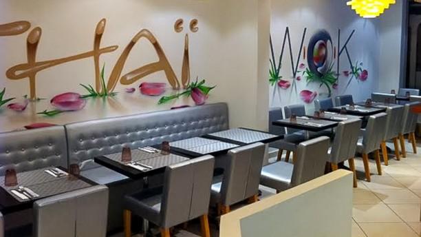 Thai Wok salle