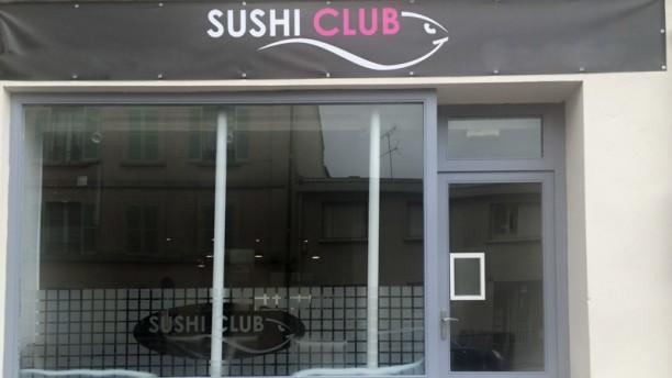Sushi Club FAÇADE