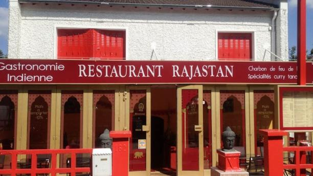 Rajasthan Façade