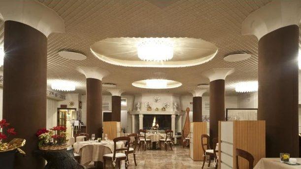 Belvedere Ristorante del Buon Ricordo sala interna