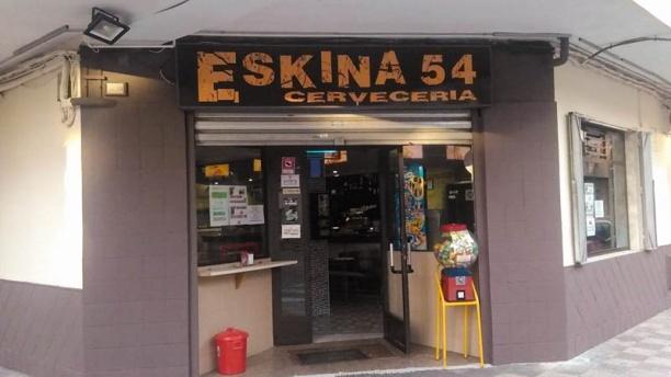 Eskina 54 Vista fachada