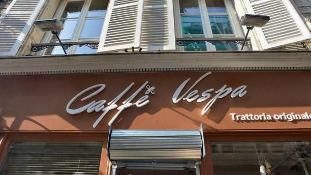Caffe Vespa devanture