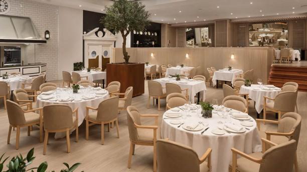 L'Albufera - Hotel Meliá Castilla Vista sala