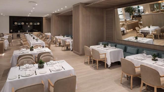 Vista sala - L'Albufera - Hotel Meliá Castilla, Madrid