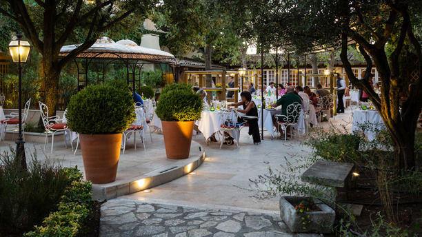 Auberge de Cassagne Jardin
